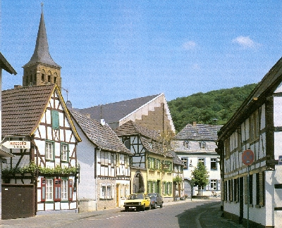 Sinzig Bad Bodendorf
